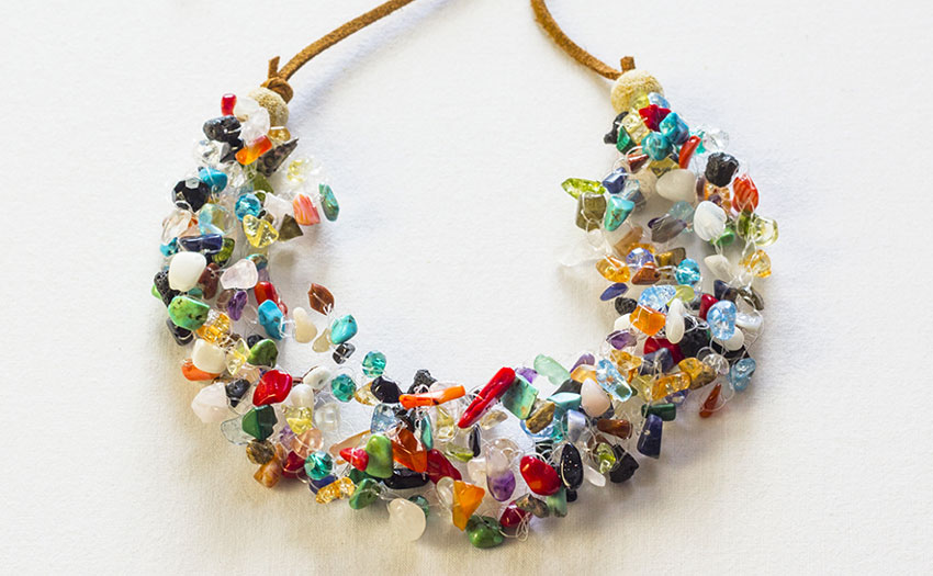 Quality handmade jewellery Lanzarote - Flowers Collection by Anna Tornese Jewelry
